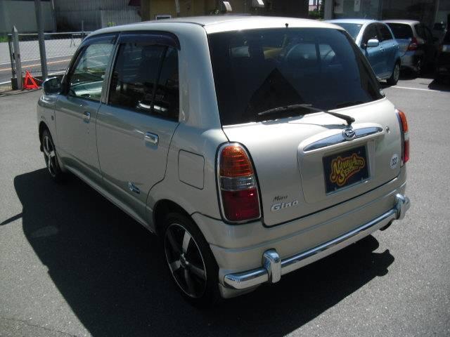 ダイハツ ミラジーノ ミニライトSPターボ オリジナルシートカバー