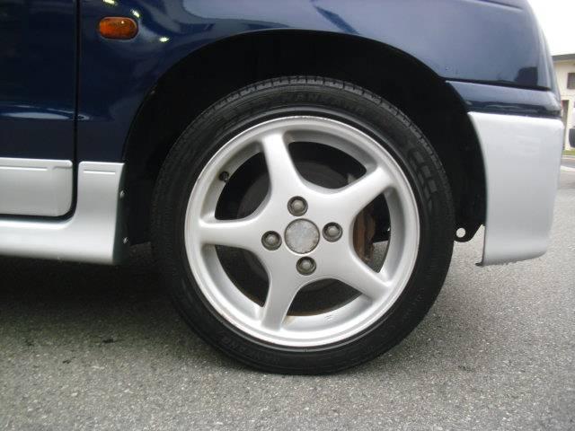 スズキ アルトワークス RS/Z 5速 最終型 同色全塗装済み