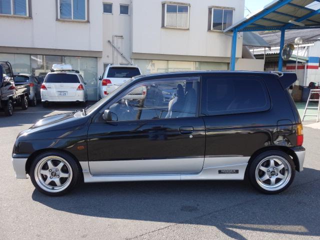 RS/Z 4WD 5速 レカロシート 社外マフラー(5枚目)