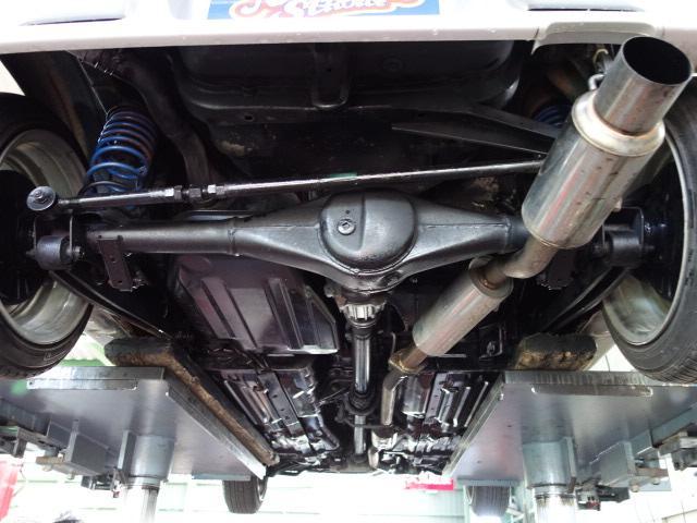 RS/Z 4WD 5速 レカロシート 社外マフラー(16枚目)