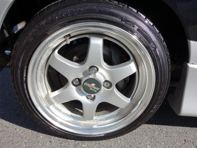RS/Z 4WD 5速 レカロシート 社外マフラー(20枚目)