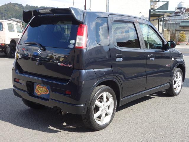 スズキ Keiワークス ベース 4WD 5MT 後期型 ワンオーナー