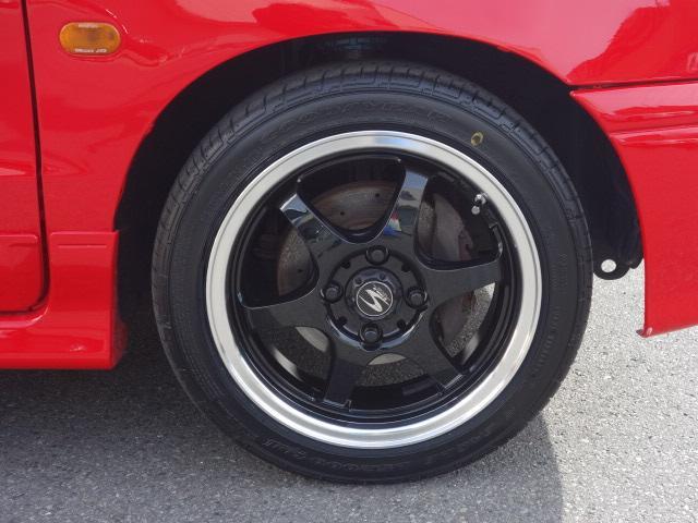 スズキ アルトワークス RS/Z 5速 最終型 ライトチューン 全塗装済み