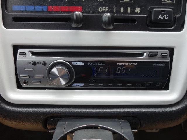 スズキ アルトワークス RS/Z 5MT 社外マフラー フロントリップスポイラー