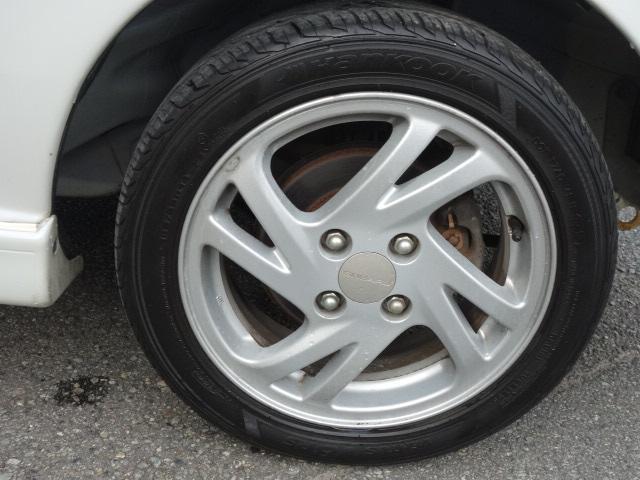 スバル プレオ RS 4 WD 5MT タイベル交換済み