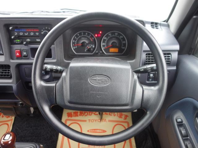 スバル サンバーバン ディアス セレクト4WD スーパーチャージャー 5MT
