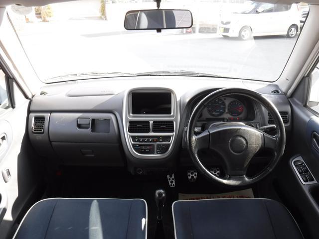 RSリミテッド 4WD 5MT STIマフラー ローダウン(9枚目)