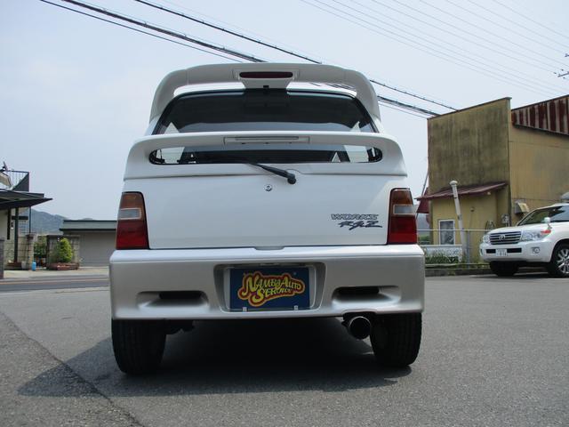 RS/Z 5MT 車高調 マフラー(3枚目)
