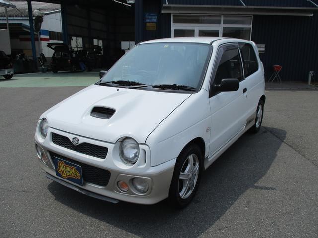 RS/Z 5MT 車高調 マフラー(6枚目)