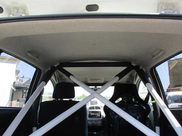 X4ハイグレードパック ロールゲージ 車高調 2人乗り公認(42枚目)