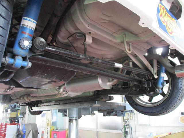 スズキ アルトラパン SS 5MT スズスポ車高調 追加メーター