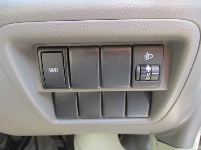 スズキ エブリイ PA 4WD 5AGS ワンオーナー 禁煙車