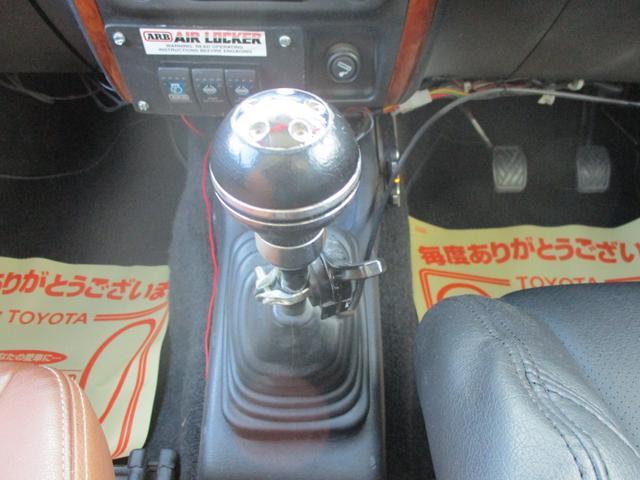 スズキ ジムニー ランドベンチャー 5MT 改造車 ARBエアーロッカー