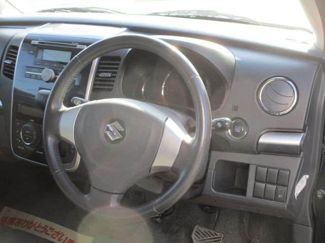 スズキ ワゴンRスティングレー X スマートキー CVT