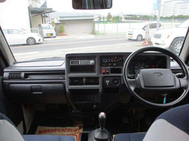 ディアス 4WD 5MT ABS Wエアバック(9枚目)