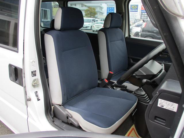 ディアス 4WD 5MT ABS Wエアバック(10枚目)