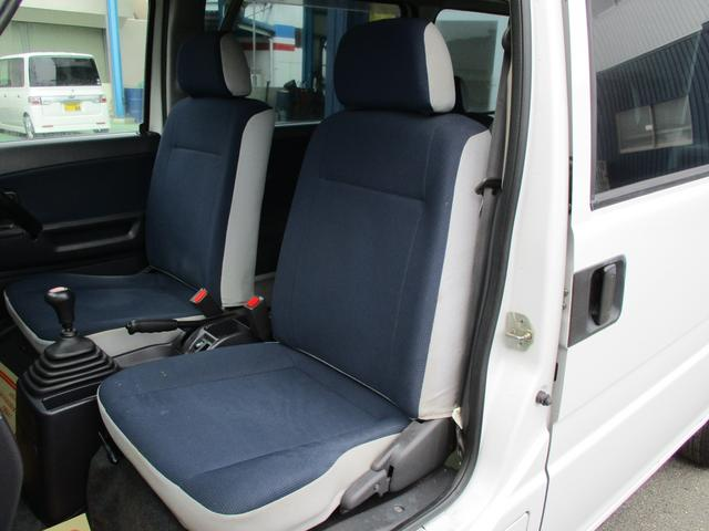 ディアス 4WD 5MT ABS Wエアバック(11枚目)