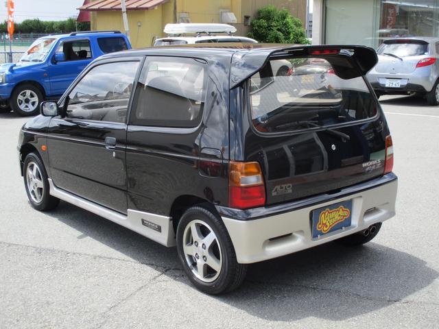 RS/Z 4WD 5MT ツインカムターボ ノーマル(8枚目)