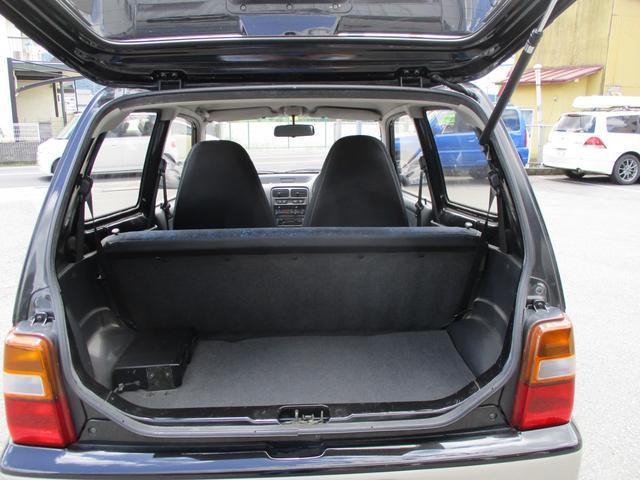 RS/Z 4WD 5MT ツインカムターボ ノーマル(19枚目)