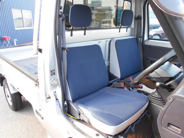 スバル サンバートラック TC-SC 4WD 5MT 最終型 ワンオーナー