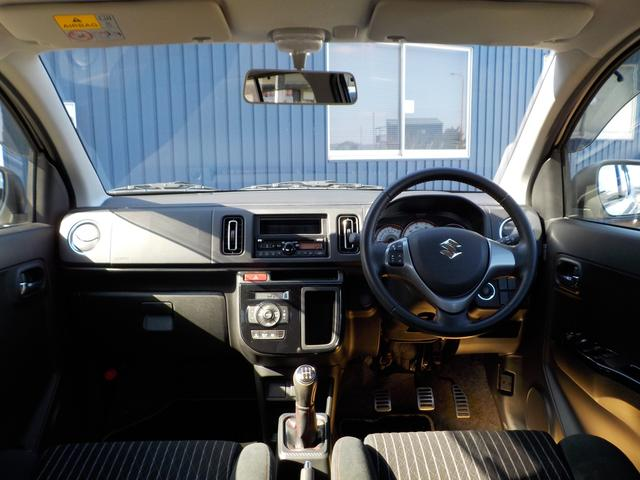 4WD 5MT ワンオーナー ノーマル車(9枚目)
