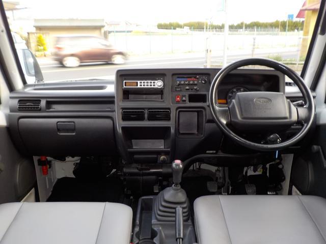 赤帽車 4WD 5MT ABS AC PS(9枚目)