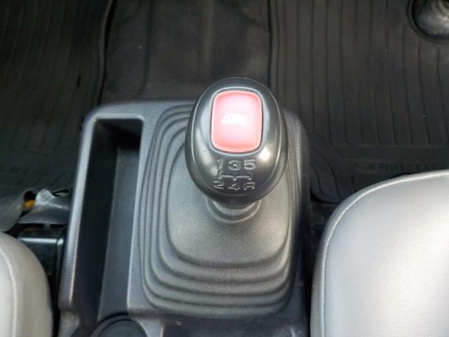 赤帽車 4WD 5MT ABS AC PS(14枚目)