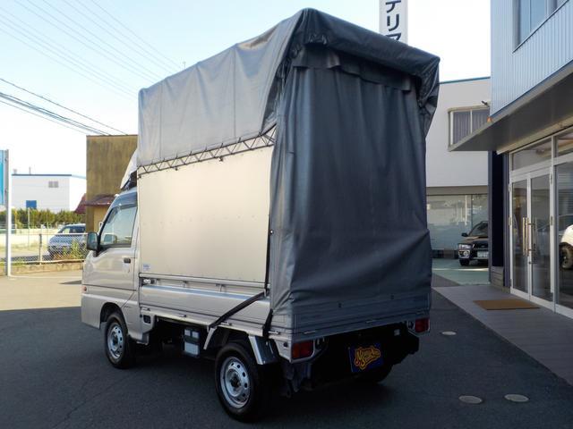 TC-SC 4WD 5MT 最終型 パネル幌 フルセグナビ(8枚目)