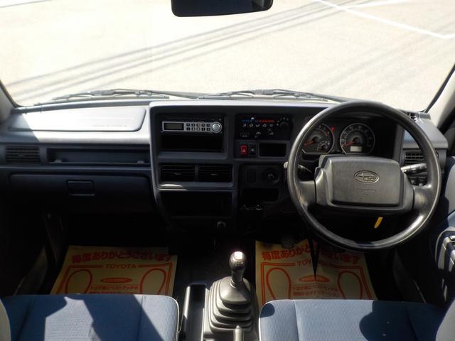 ディアス スーパーチャージャー 4WD 5MT 1オーナー(9枚目)