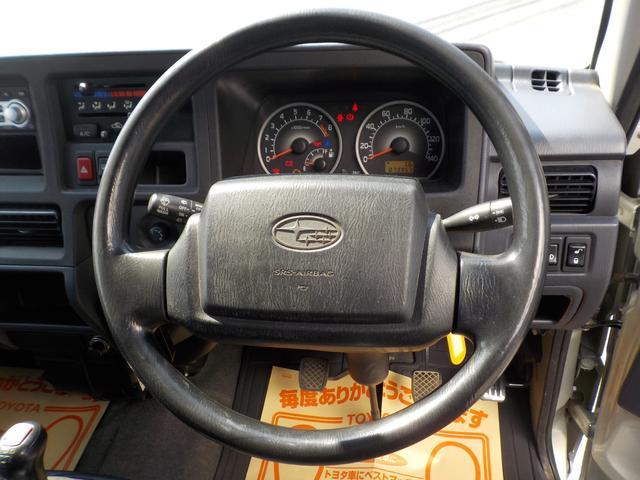 ディアス スーパーチャージャー 4WD 5MT 1オーナー(13枚目)