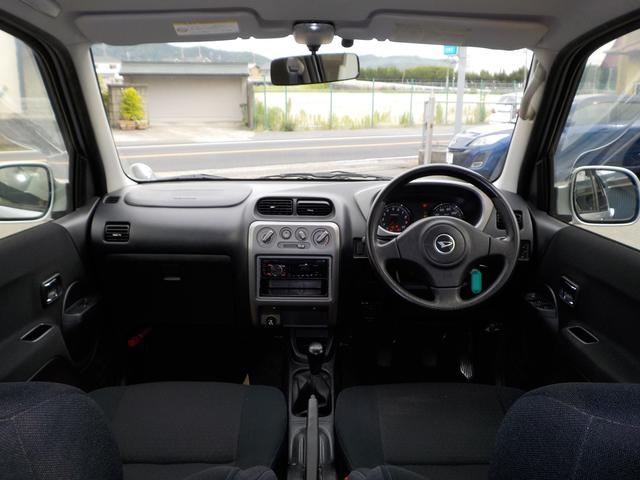 カスタムL 4WD 5MT 最終型 センターデフロック(9枚目)