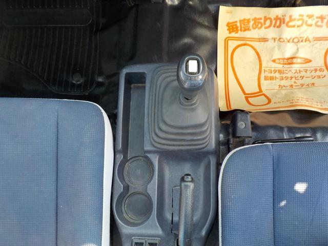 TC-SC 4WD 5MT 最終型 キーレス(13枚目)