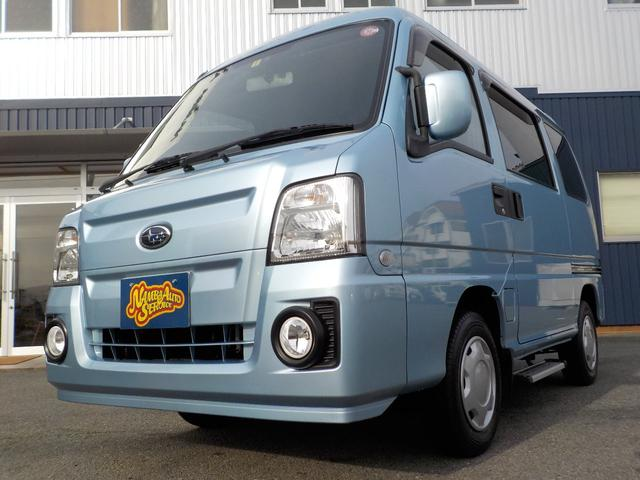 「スバル」「サンバーバン」「軽自動車」「兵庫県」の中古車59