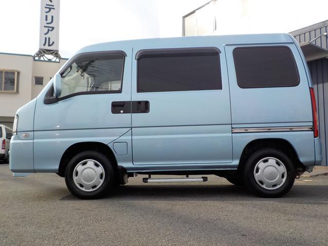 「スバル」「サンバーバン」「軽自動車」「兵庫県」の中古車60