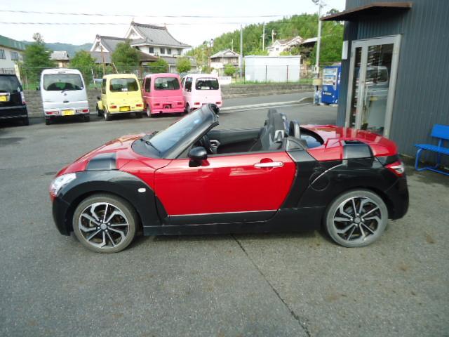 「ダイハツ」「コペン」「オープンカー」「滋賀県」の中古車15