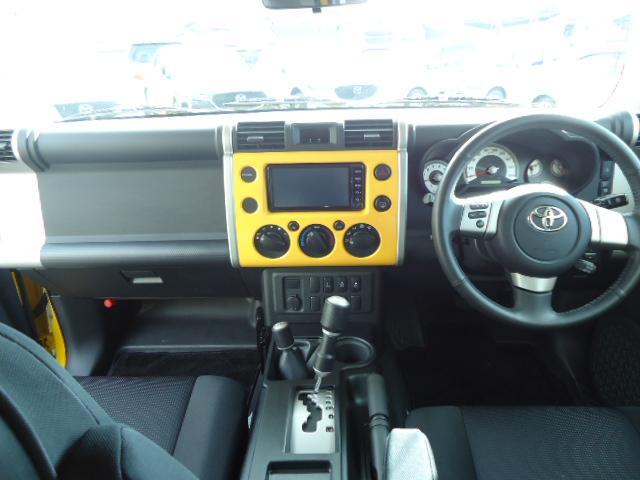 「トヨタ」「FJクルーザー」「SUV・クロカン」「滋賀県」の中古車2
