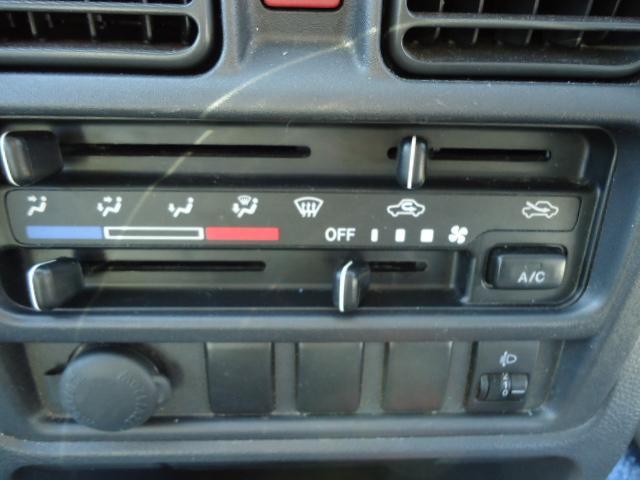 KCエアコン・パワステ 冷蔵冷凍車 エアコン パワステ パワーウィンドウ 設定温度-5度〜+20度 庫内木製スノコ(15枚目)