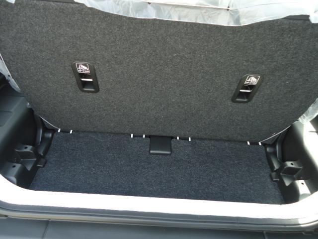 XG ケンウッド8インチナビ 社外16インチアルミ 社外グリル スズキセーフティサポート スペアタイヤカバー(14枚目)