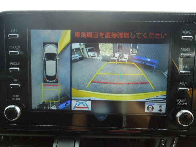 G モデリスタブーストインパルスエアロ 全方位カメラ 純正ナビ フルセグTV トヨタセーフティーセンス(21枚目)