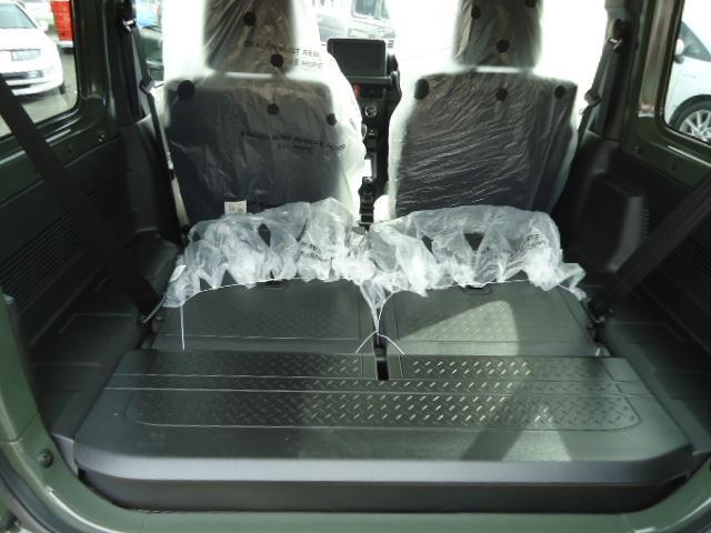 JL Gminiライト仕様 LED付きフロントバンパー 背面タイヤカバー 社外16インチアルミ スズキセーフティサポート(14枚目)