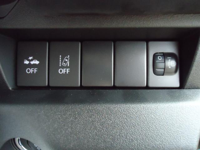 JL Gminiライト仕様 LED付きフロントバンパー 背面タイヤカバー 社外16インチアルミ スズキセーフティサポート(18枚目)