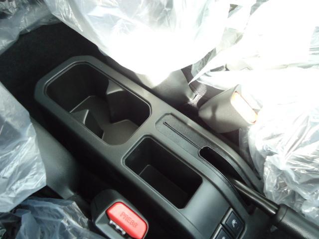 JL Gminiライト仕様 LED付きフロントバンパー 背面タイヤカバー 社外16インチアルミ スズキセーフティサポート(25枚目)