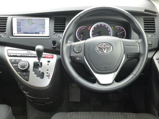 トヨタ アイシス プラタナ ナビ バックカメラ 電動スライドドア 全国保証付