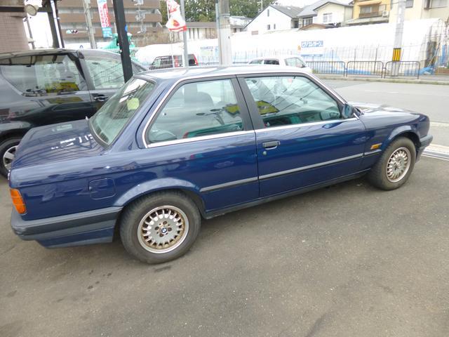 BMW BMW 320iクーペ社外マフラー