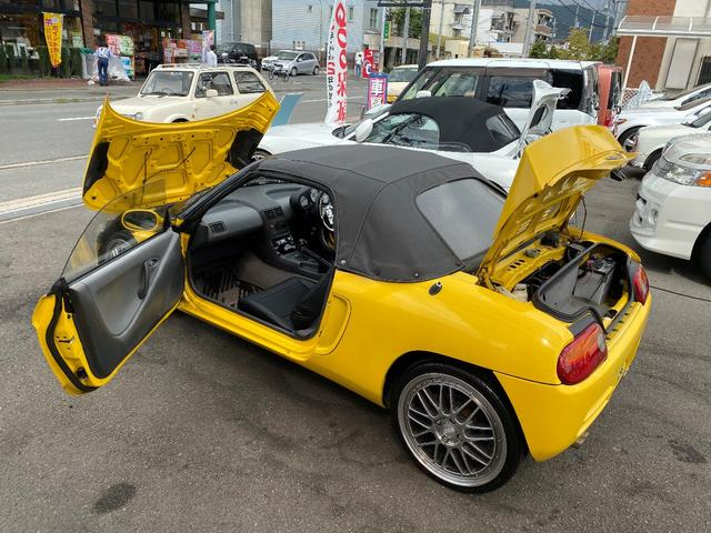 「ホンダ」「ビート」「オープンカー」「京都府」の中古車9