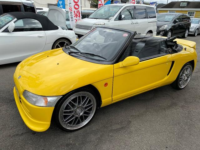 「ホンダ」「ビート」「オープンカー」「京都府」の中古車12