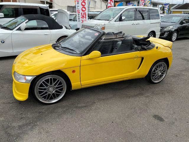 「ホンダ」「ビート」「オープンカー」「京都府」の中古車13