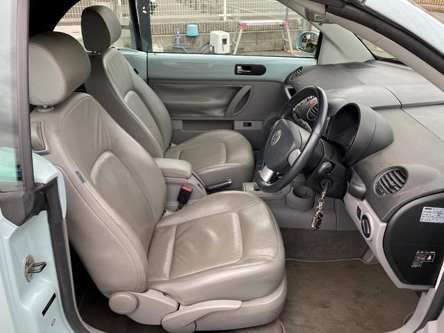 「フォルクスワーゲン」「VW ニュービートルカブリオレ」「オープンカー」「京都府」の中古車6
