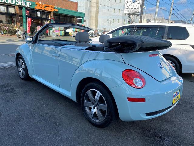 「フォルクスワーゲン」「VW ニュービートルカブリオレ」「オープンカー」「京都府」の中古車16