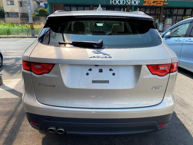 「ジャガー」「Fペース」「SUV・クロカン」「京都府」の中古車34